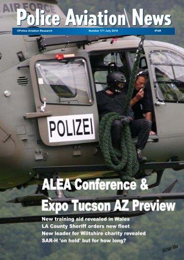 Police Aviation News July 2010