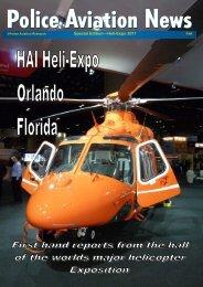 Special Edition—Heli-Expo 2011 - Police Aviation News