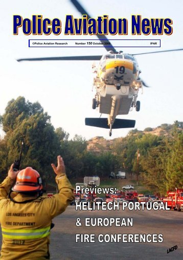 PANOctober 2008 - Police Aviation News