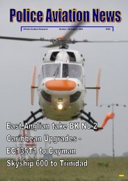 Police Aviation News August 2007