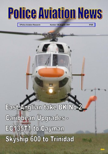 Police Aviation News August 2007