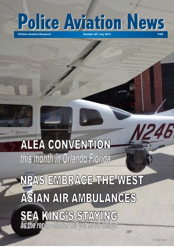Available for download - Police Aviation News