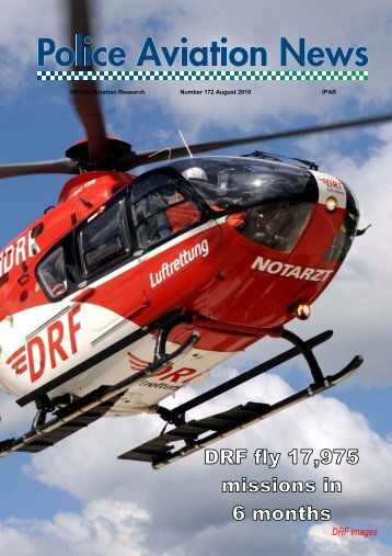 Police Aviation News August 2010