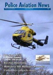 Police Aviation News May 2013
