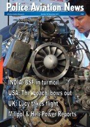 Police Aviation News November 2011