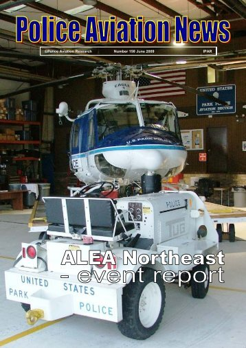 Police Aviation News June 2009