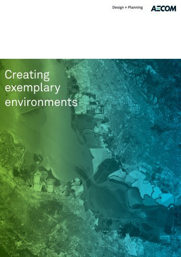 Design + Planning Brochure (A4) - Aecom