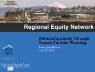 Regional Equity Network - PolicyLink