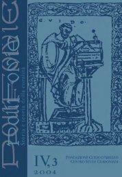 Riviste Polifonie/120_2004 n3.pdf - Fondazione Guido d'Arezzo