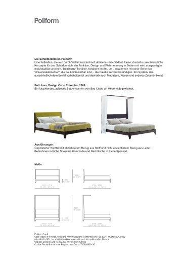 letti e contenitori ted.qxp:Layout 1 - Poliform