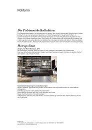 PDF download - Poliform