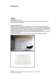Download PDF - Poliform