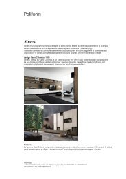 Scarica PDF - Poliform