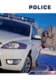 ANNUAL REPORT 2009 - Poliisi