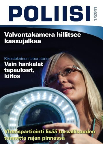 Valvontakamera hillitsee kaasujalkaa - Poliisi