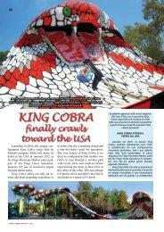 KING COBRA - Polin