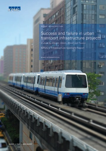 Success and failure in urban transport infrastructure projects [PDF ...