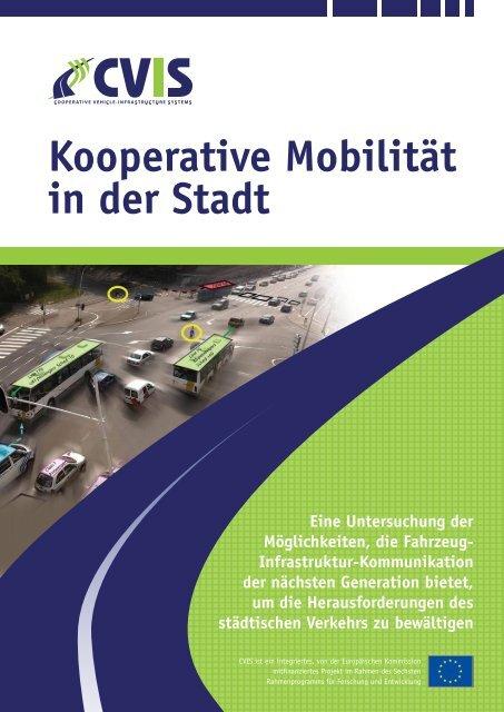 Kooperative Mobilität in der Stadt