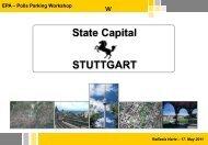 The Stuttgart West Parking Scheme