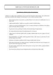 Find Skriftlige anvisninger (sikkerhedskort) her (.pdf) - Politi