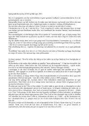 Spørgsmål og svar september 2011 - Politi
