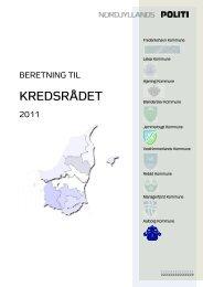 Beretning 2011 - Politiets