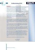 Årsberetning 2010 - Politiets - Page 2