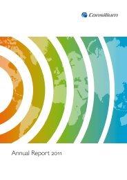 Annual Report in English - Consilium