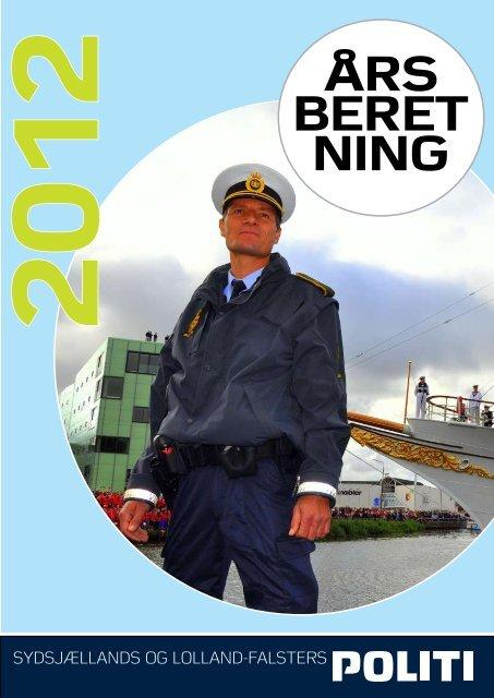 Ã¥rsberetning 2012 - Politiets
