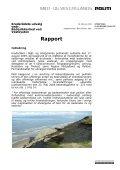 Rapport om Badesikkerhed ved Vestkysten - Politiets - Page 3