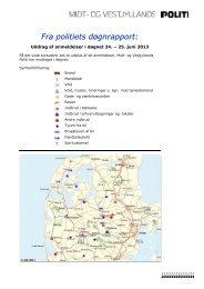 24. juni 2013 - Politiets