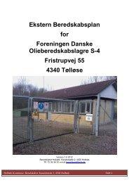 FDO, Fristrupvej 55, 4340 Tølløse - Politiets