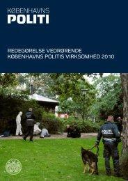 KØBENHAVNS - Politi