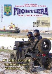 Nr. 1/2008 - Politia de Frontiera