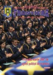 Nr. 3/2007 - Politia de Frontiera