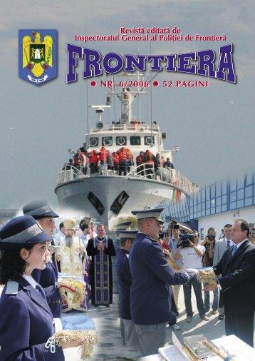 Nr. 6/2006 - Politia de Frontiera