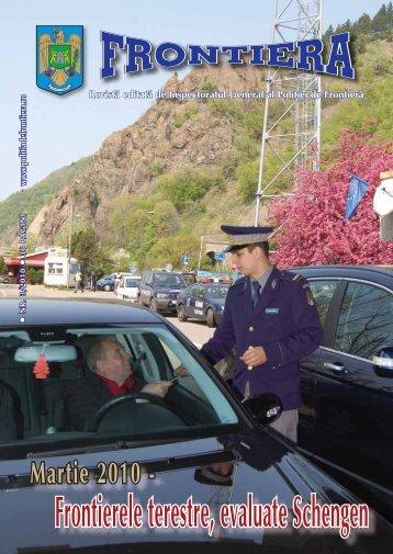 Nr. 3/2010 - Politia de Frontiera