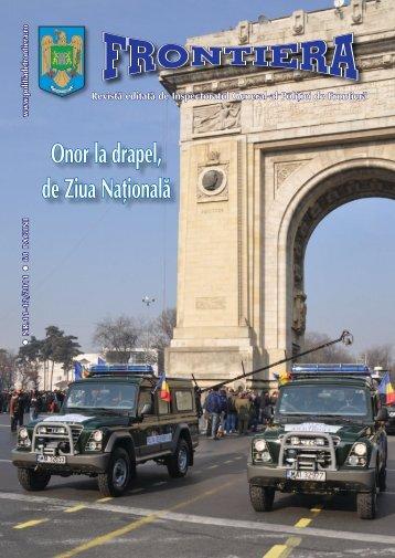 pilule istorice - decembrie 2011 - Politia de Frontiera