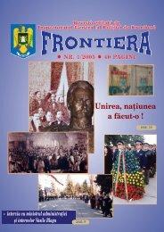 Nr. 1/2005 - Politia de Frontiera