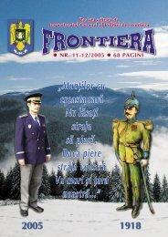 Nr. 11-12/2005 - Politia de Frontiera