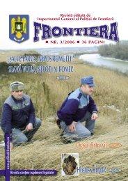 Nr. 3/2006 - Politia de Frontiera