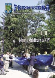Nr. 7/2009 - Politia de Frontiera