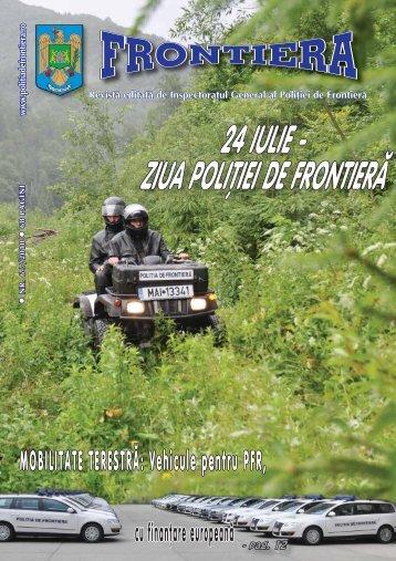 Nr. 6-7/2010 - Politia de Frontiera