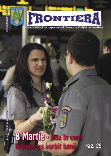 Nr. 2/2009 - Politia de Frontiera