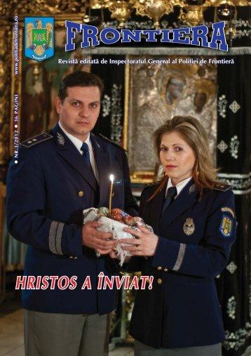 Nr. 2/2012 - Politia de Frontiera