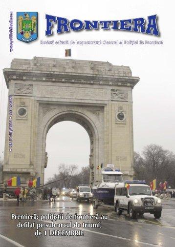 Nr. 11-12/2010 - Politia de Frontiera