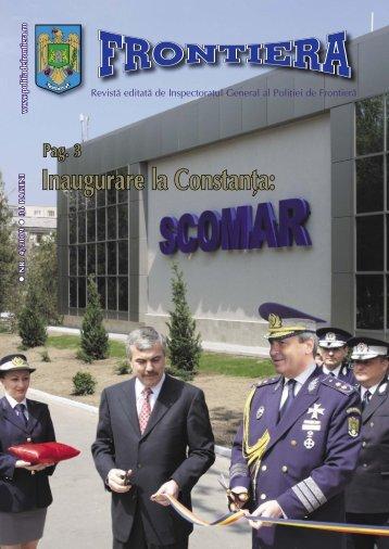 Nr. 4/2009 - Politia de Frontiera