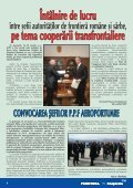 Migranåi reåinuåi la frontierã - - Politia de Frontiera - Page 4