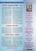 Nr. 4/2007 - Politia de Frontiera - Page 2