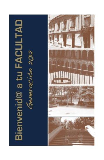 servicios facultad 2009 - Facultad de Ciencias Políticas y Sociales ...